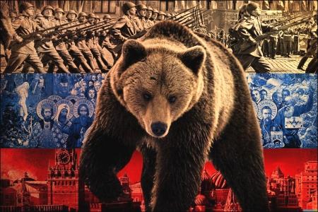 Русский медведь (450x300, 169Kb)
