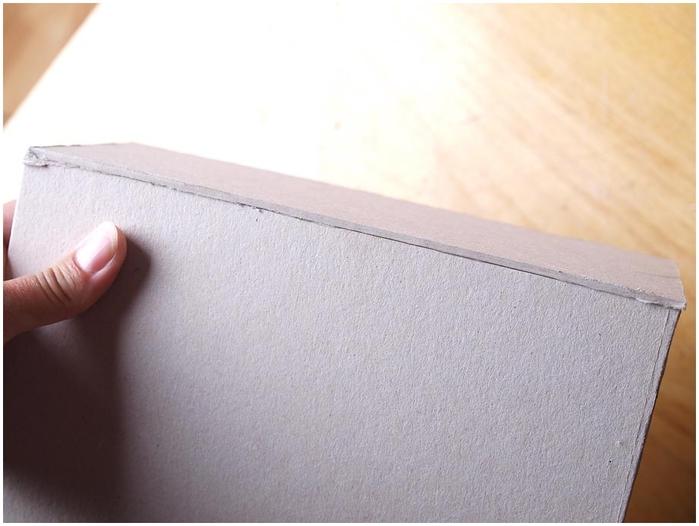 Портфель из картона с подсолнухом и паучком. Подарок для учителя своими руками (10) (700x526, 180Kb)
