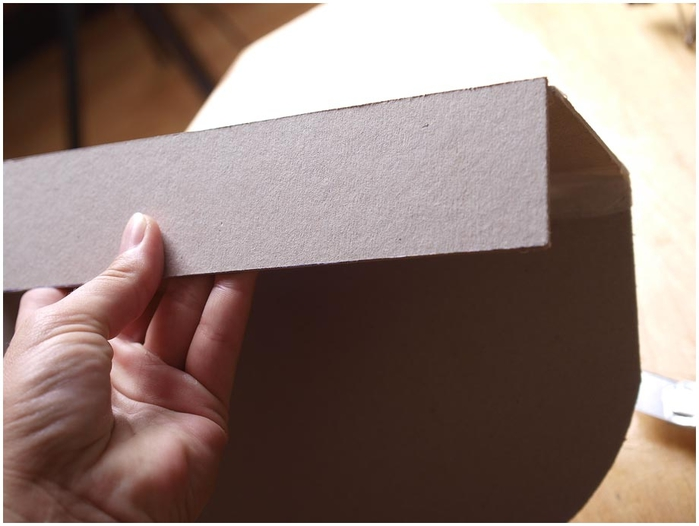 Портфель из картона с подсолнухом и паучком. Подарок для учителя своими руками (16) (700x526, 148Kb)