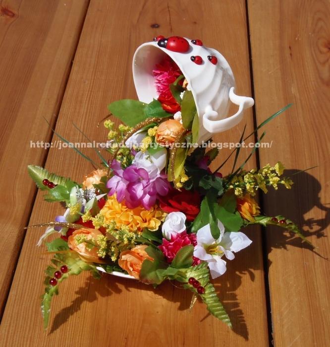 цветочная чайная пара для подарка (3) (666x700, 341Kb)