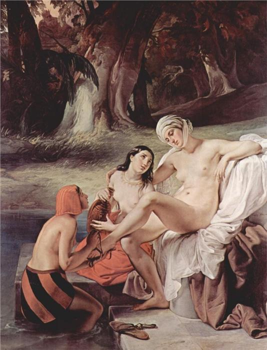 Francesco Paolo Hayez - 1834 (534x700, 275Kb)
