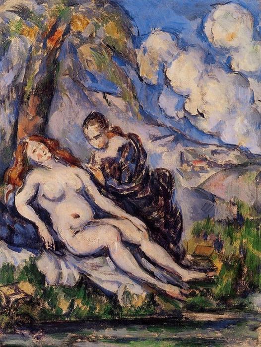Paul Cezanne (1885-1890) 1ak (526x700, 363Kb)