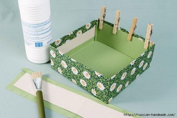 декорирование коробок тканью (5) (577x385, 124Kb)