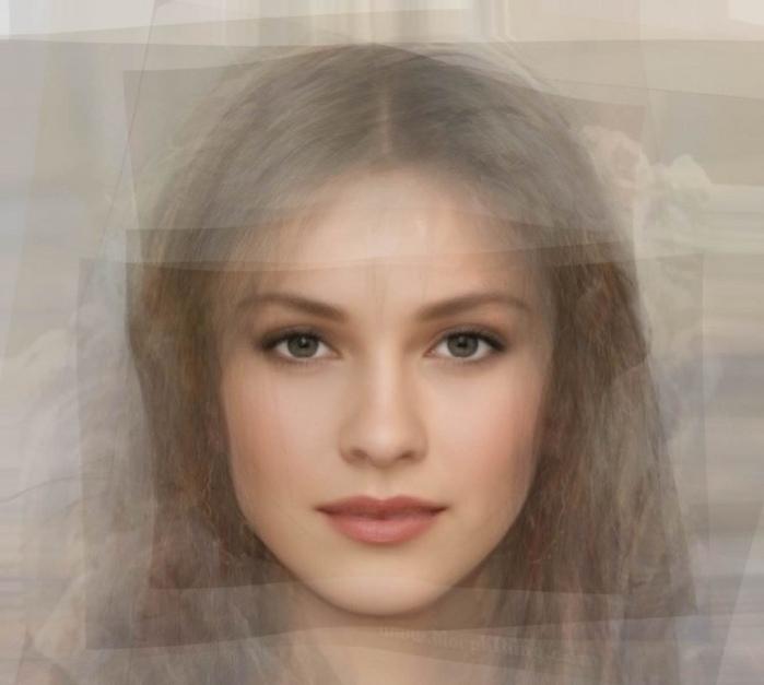 Виды женских красоты 158