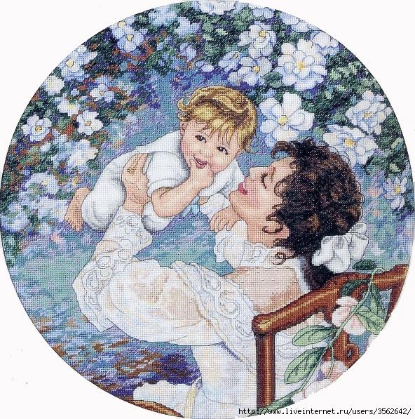 Stitchart-Mothers-Joy0 (592x597, 429Kb)