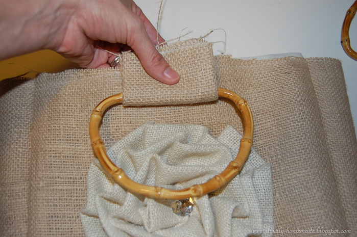 Летняя сумка из мешковины своими руками (18) (700x465, 347Kb)
