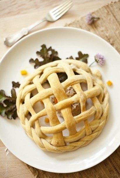 Украшение и необычные способы подачи блюд,салатов,выпечки и бутербродов . 102134520_1