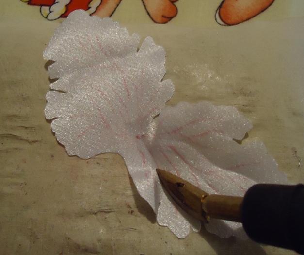 как сделать цветы орхидеи из ткани (3) (627x525, 192Kb)