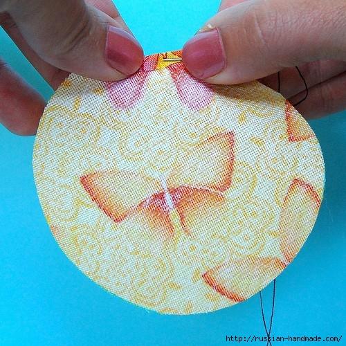 Летнее украшение своими руками из цветочков йо-йо (4) (500x500, 236Kb)
