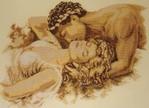 """Наборы для вышивания крестом Купить  """"Поцелуй """" от Vervaco - Vervaco (Бельгия) ."""