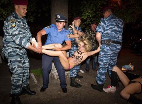 UKRAINE/