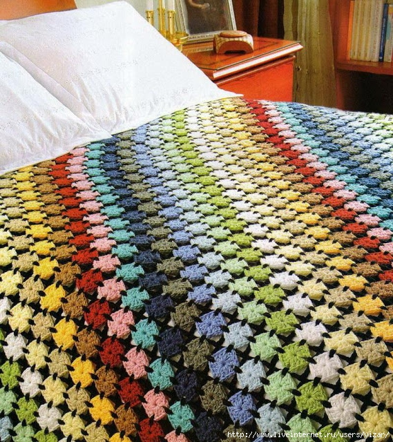 Crochet Blanket 4.4 (569x640, 413Kb)