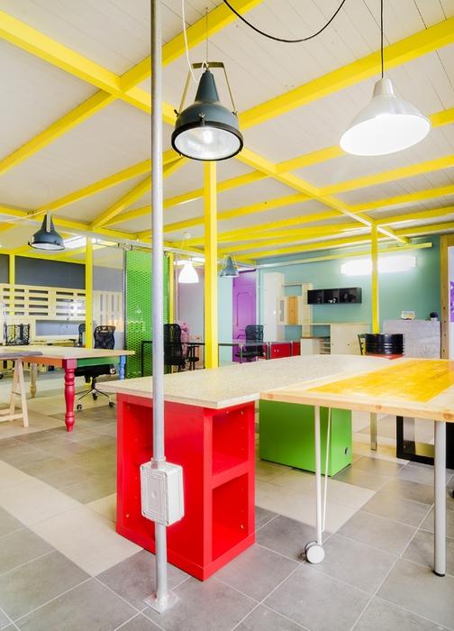 яркий офисный дизайн интерьера 1 (504x700, 261Kb)