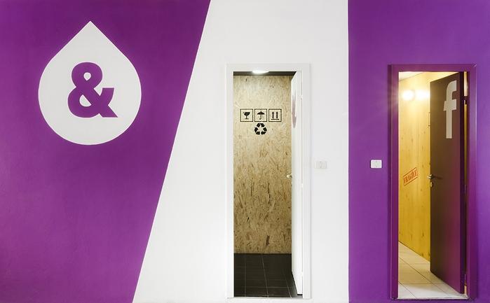 яркий офисный дизайн интерьера 8 (700x433, 159Kb)