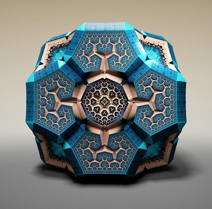 Фракталы фоберже фото Faberge Fractals 1 (700x689, 318Kb)