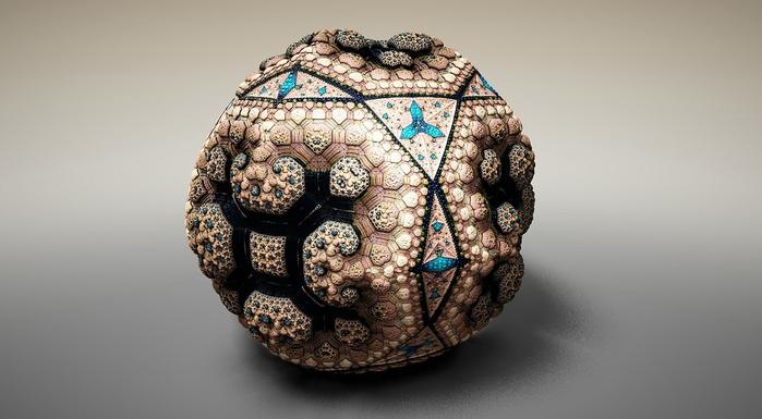 Фракталы фоберже фото Faberge Fractals 3 (700x385, 161Kb)