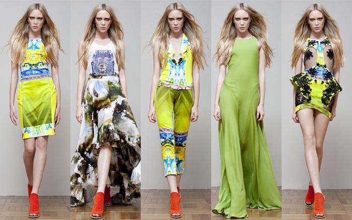 Модная Летняя Одежда 2013