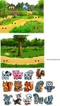 Превью животные копи (398x700, 206Kb)