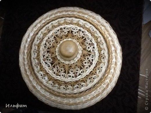 Торсион-папье или папье-вабоско из газет. Самые красивые работы в сети (54) (520x390, 118Kb)