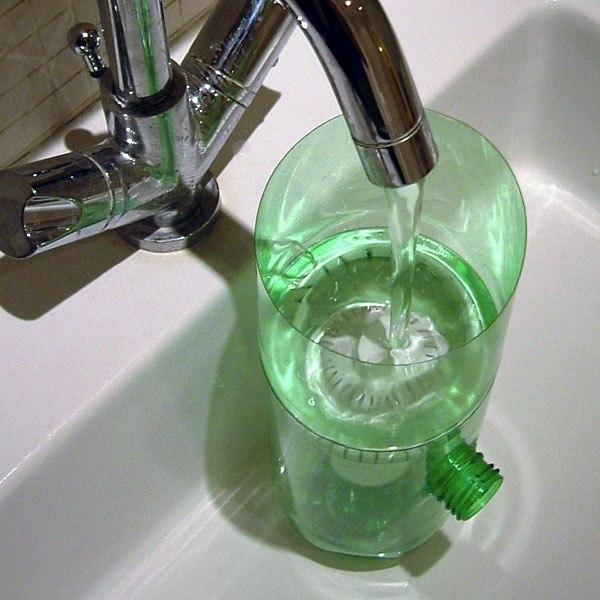 Фильтры воды своими руками