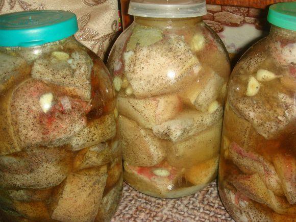 Соление сала в домашних условиях рецепты