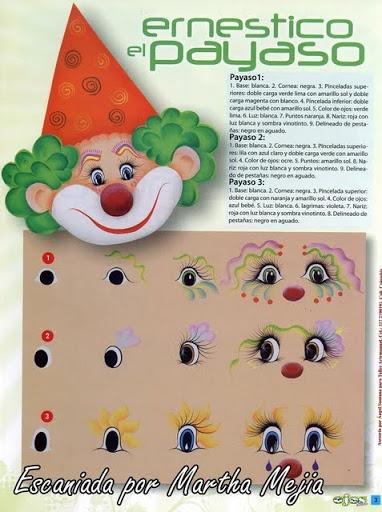 Как нарисовать глазки. Журнал (4) (382x512, 157Kb)