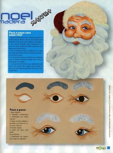 Как нарисовать глазки. Журнал (15) (381x512, 138Kb)