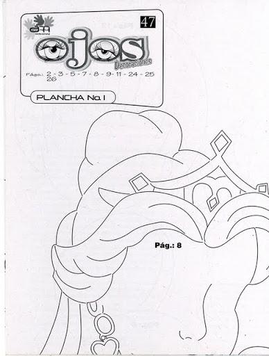 Как нарисовать глазки. Журнал (27) (388x512, 109Kb)