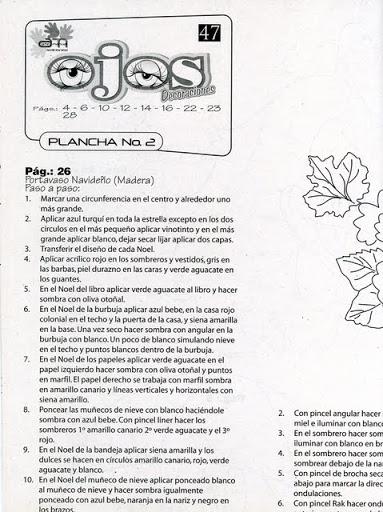 Как нарисовать глазки. Журнал (35) (383x512, 161Kb)