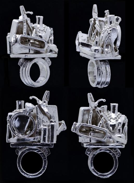 скульптурные кольца Rebecca Rose 1 (515x700, 215Kb)