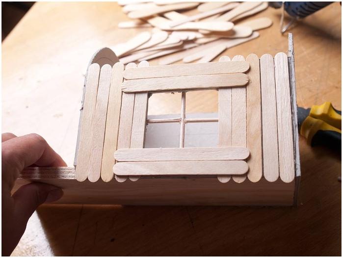 Как сделать пагоду из картона