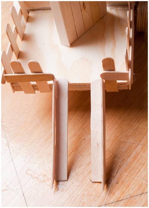 Домик на колесах из картона и палочек от мороженого. МАСТЕР-КЛАСС (50) (501x700, 227Kb)
