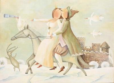 Жаркие поцелуи на морозе - дорога (400x293, 71Kb)