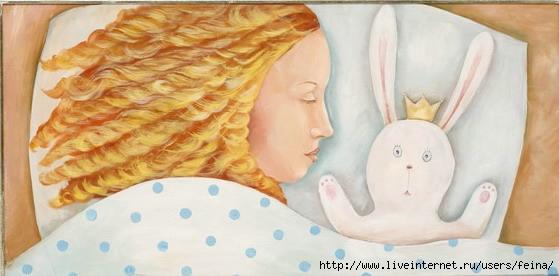 Неспящий сторожевой заяц (559x276, 93Kb)