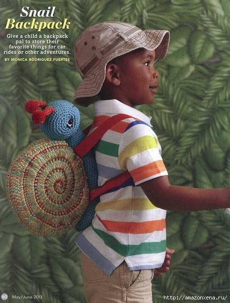 детские сумочки и рюкзачки крючком (8) (456x600, 193Kb)