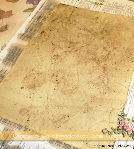 Старинные свитки. Пригласительные на свадьбу своими руками (3) (450x500, 183Kb)