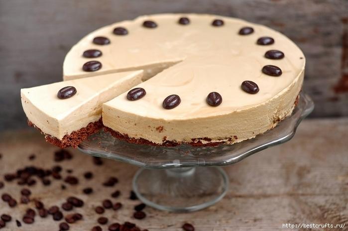 Нежнейший торт с кофейным муссом (2) (700x464, 198Kb)