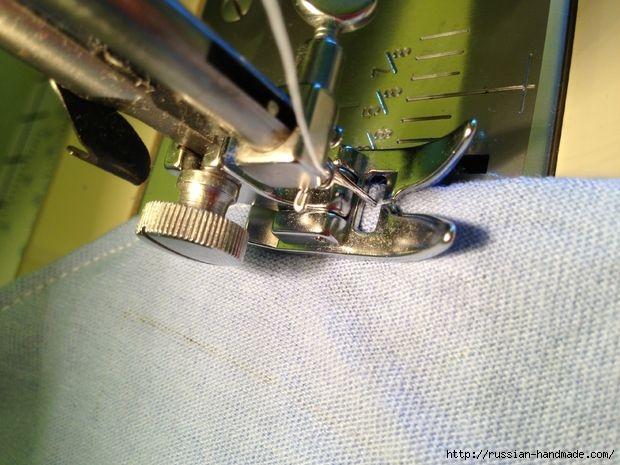 Как сделать авоську из старой футболки (14) (620x465, 164Kb)
