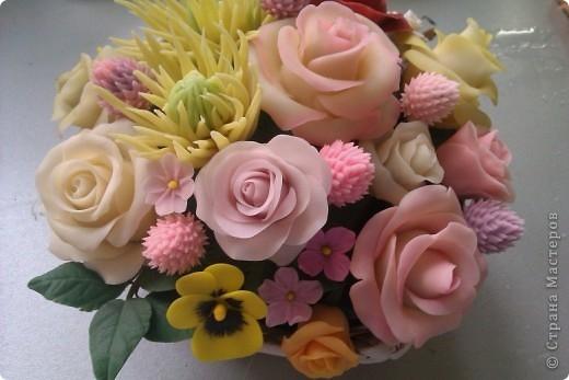 розы из холодного фарфора (1) (520x347, 101Kb)