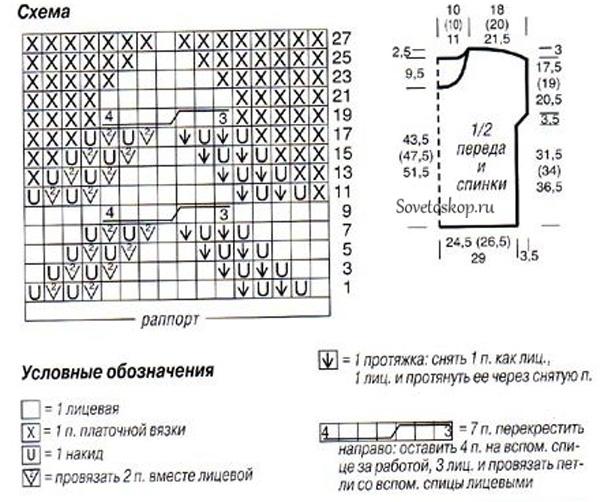 ТОП ВАСИЛЬКОВОГО ЦВЕТА - СХЕМА (600x502, 212Kb)