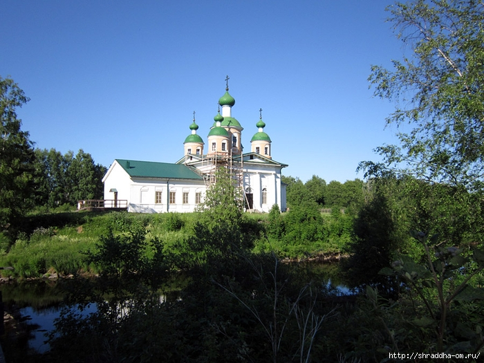 Собор Смоленской иконы Божией матери, Олонец (1) (700x525, 316Kb)