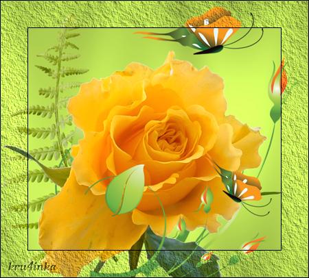 Желтая-роза (450x406, 336Kb)