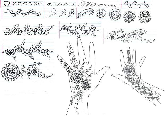 Семейное дерево своими руками рисовать 162