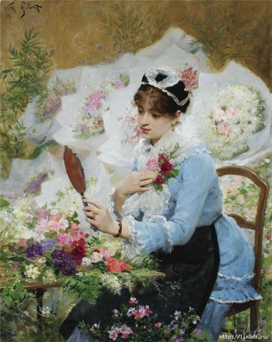 Victor-Gabriel Gilbert 1847-1933 - Tutt'Art@ (556x699, 319Kb)