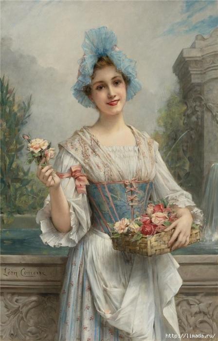 Léon François Comerre 1850-1916 - Tutt'Art@ (448x700, 224Kb)