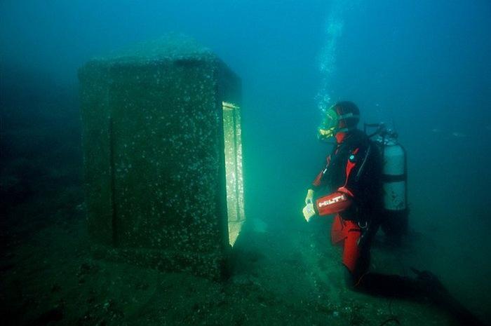 Гераклион - древние города Греции 12 (700x465, 231Kb)