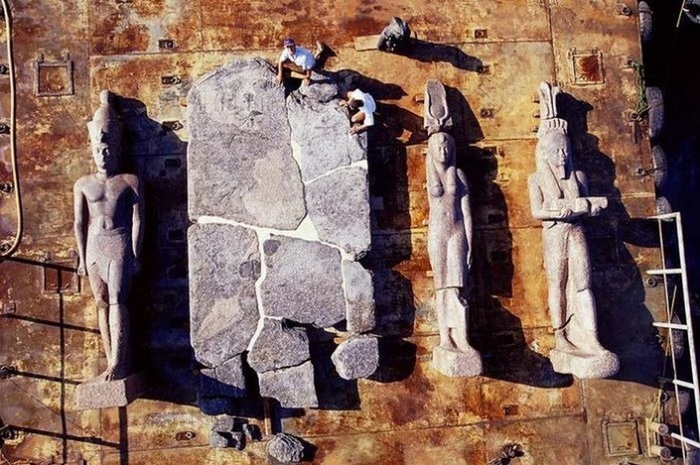 Гераклион - древние города Греции 16 (700x465, 375Kb)