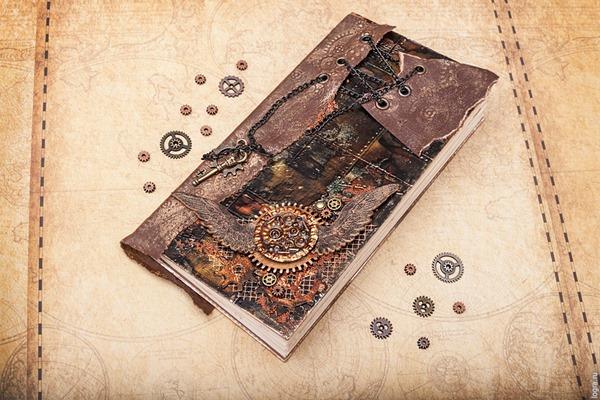 Дизайн для блокнота своими руками