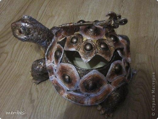 Восхитительные работы в технике Пейп-арт с мозаикой из яичной скорлупы от meribes (58) (520x390, 111Kb)
