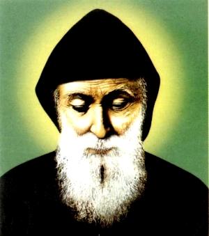Монах Шарбель 1 (300x339, 69Kb)